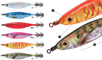 Picture for category SQUID JIG CRYSTAL ULTRA PAINTED