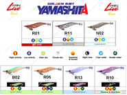 Εικόνα της YAMASHITA EGI Q LIVE BASIC 2.5 (WARM JACKET)