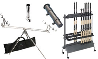Picture for category Tripods - Rod Holders - Accessories