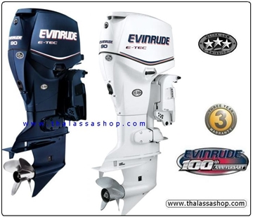 Picture of EVINRUDE E-TEC 90 HP