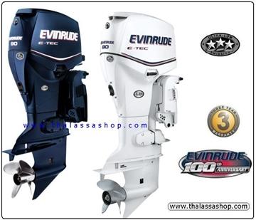 Εικόνα της EVINRUDE E-TEC 90 HP
