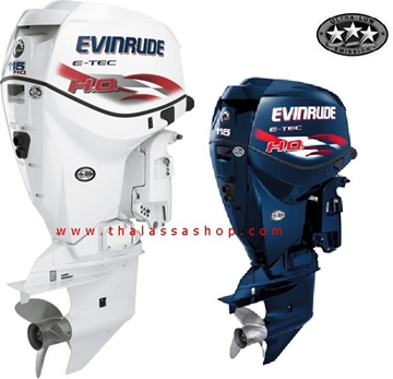 Picture of EVINRUDE E-TEC 115 HP