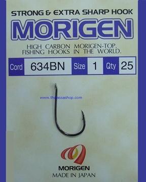 Εικόνα της Αγκίστρια Morigen 634BN