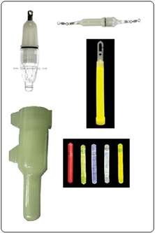Picture for category Chemical lights - Flash baits