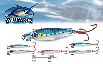 Picture for category WILLIAMSON JIG GJ