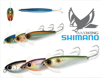 Picture for category SHIMANO WAXWING JIG