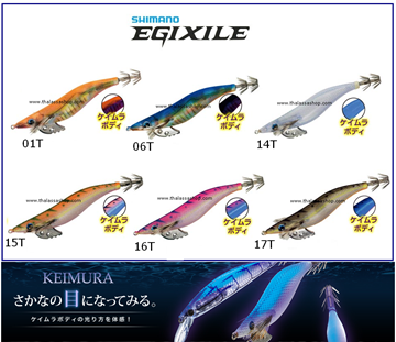 Picture of SHIMANO EGIXILE 2,5