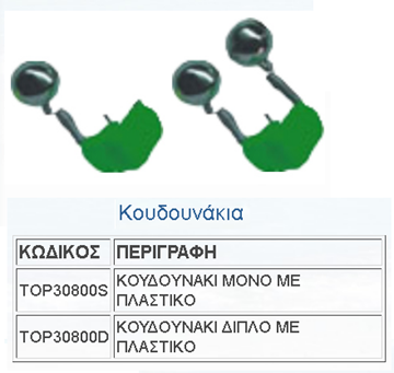 Picture of ΚΟΥΔΟΥΝΑΚΙΑ TOP 30800