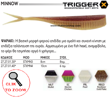 Picture of TRIGGER  MINNOW STXMN4