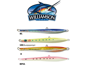 Picture for category Williamson Abyss Speed Jig