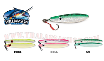 Picture for category Williamson Vortex Speed Jig