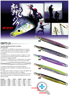 Picture for category GEKITO JIG
