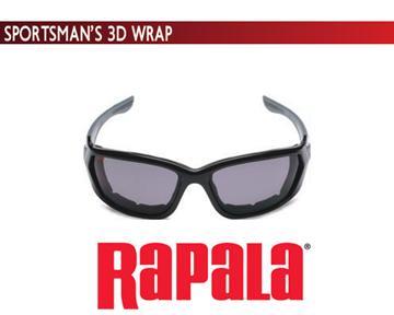 Εικόνα της ΓΥΑΛΙΑ RAPALA SPORTSMAN'S 3D WRAP