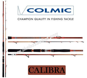 Εικόνα της COLMIC BOAT FISHING CALIBRA
