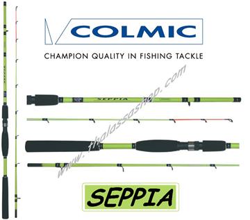 Εικόνα της COLMIC BOAT FISHING SEPPIA