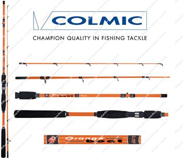 Εικόνα της COLMIC BOAT SQUID FISHING ORANGE