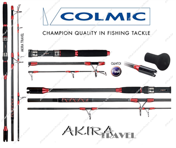 Picture of COLMIC  JIGGING AKIRA TRAVEL