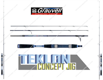 Picture of GRAUVELL  TEKLON CONCEPT JIG (INCHIKU)
