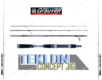 Εικόνα της GRAUVELL  TEKLON CONCEPT JIG (INCHIKU)
