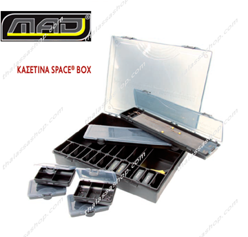 Picture of MAD ΚΑΣΕΤΙΝΑ SPACE BOX