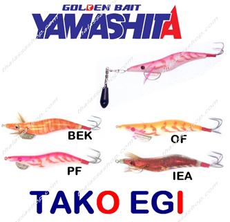 Picture for category TAKO EGI