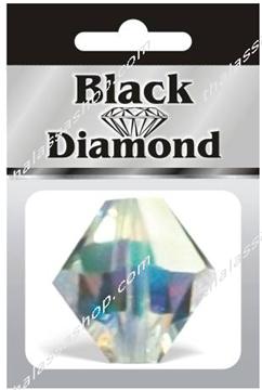 Picture of Χαντρα Κρυστάλλου Black Diamond