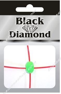 Picture of Χάνδρα Σταυρός Black DIamond Πράσινη 9020
