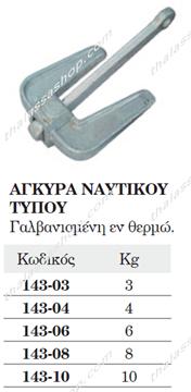Εικόνα της ΑΓΚΥΡΑ NAYTIKOY ΤΥΠΟΥ
