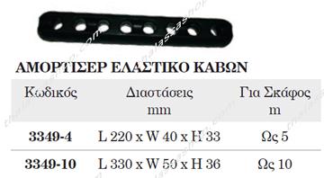 Picture of ΑΜΟΡΤΙΣΕΡ ΚΑΒΩΝ ΕΛΑΣΤΙΚΟ