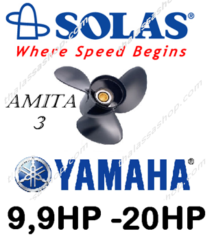 Picture of SOLAS AMITA 3  YAMAHA  9,9HP - 20HP