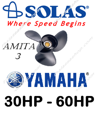 Picture of SOLAS AMITA 3 * YAMAHA 30-60HP