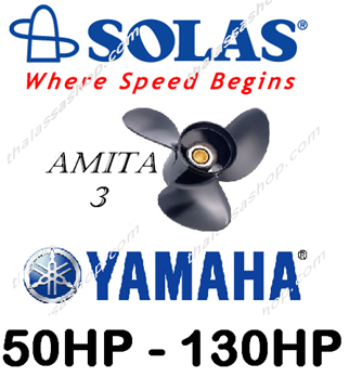 Picture of SOLAS AMITA 3  YAMAHA 50-130HP