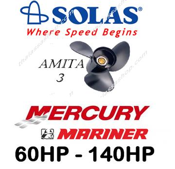 Picture of SOLAS AMITA 3  MERCURY-MARINER 60-140HP