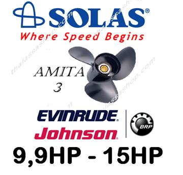 Picture of SOLAS AMITA 3 *  EVINRUDE-JOHNSON 9,9-15HP