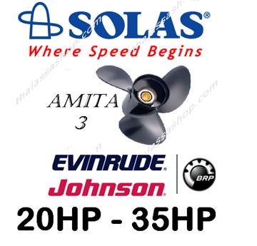 Picture of SOLAS AMITA 3 * EVINRUDE-JOHNSON 20-35HP