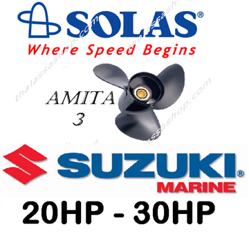 Picture of SOLAS AMITA 3 * SUZUKI  20HP - 30HP