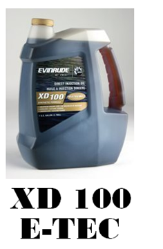 Picture of EVINRUDE XD100 E-TEC  ΛΑΔΙ 2Τ