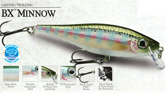 Picture for category BX MINNOW