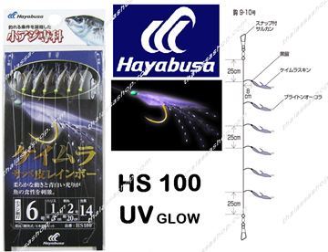 Picture of Τσαπαρί Hayabusa HS100