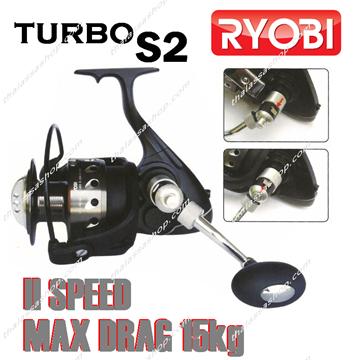 Εικόνα της RYOBI TURBO S2
