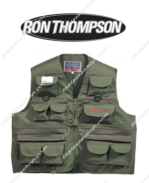 Picture of ΓΙΛΕΚΟ ΨΑΡΕΜΑΤΟΣ FLY VEST RON THOMPSON