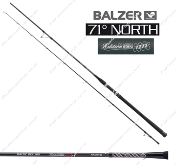Εικόνα της BALZER 71 ° North Nano Baltic Sea 125 (11249)