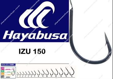 Picture of Hayabusa IZU 150 BLACK NICKEL