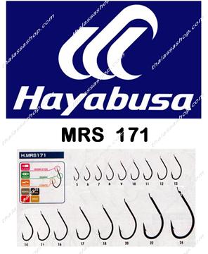 Εικόνα της Hayabusa MRS 171 RED