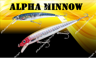 Picture for category ALPHA MINNOW