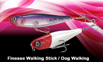 Picture for category FINESSE WALKING STICK