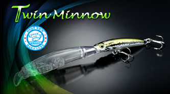 Picture for category TWIN MINNOW