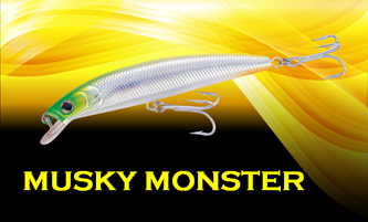 Picture for category MUSKY MONSTER