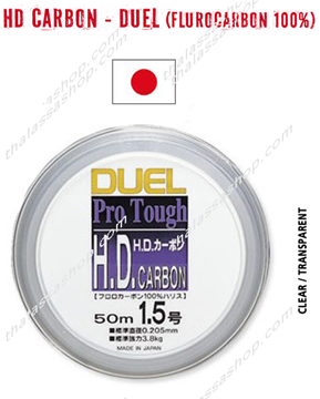Picture of ΠΕΤΟΝΙΑ DUEL FLUOROCARBON HD 50FC
