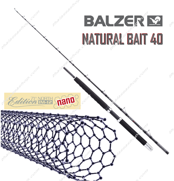 Picture of BALZER EDITION 71 NORTH NANO NATURAL BAIT 40